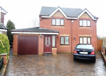 Thumbnail 5 bedroom detached house for sale in Sandy Lane, Droylsden, Droylsden Manchester