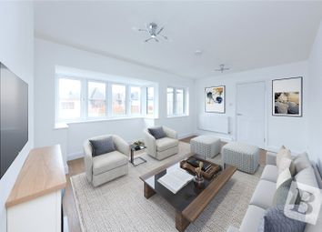 Thumbnail 4 bed semi-detached house for sale in Kings Gardens, Upminster