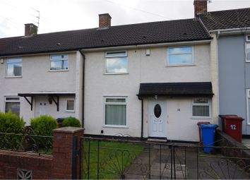 Thumbnail 3 bed terraced house for sale in Oxford Road, Huyton