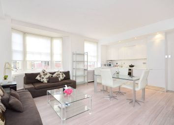 Thumbnail 3 bed flat for sale in Queens Court, Queensway