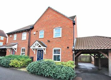 Thumbnail 3 bed semi-detached house to rent in Blue Field, Ashford, Kent