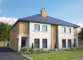 Thumbnail 3 bed semi-detached house for sale in Mount Royal, Lisburn