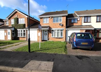 Thumbnail 3 bed link-detached house for sale in Brookshaw Way, Walsgrave, Coventry