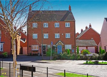 Thumbnail 4 bed semi-detached house for sale in Luton Road, Church Gresley