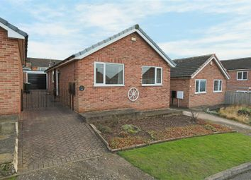 Thumbnail 2 bed detached bungalow for sale in Hinsley Close, Arnold, Nottingham