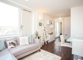 Thumbnail 1 bed flat for sale in Futura Apartments, 11 High Street, Edgware, London
