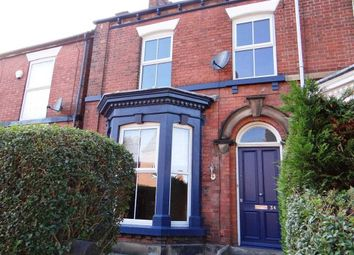 Thumbnail 3 bed terraced house to rent in Cobden Road, Chesterfield