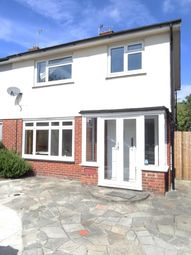 Thumbnail 3 bed shared accommodation to rent in Nimbus Road, Epsom, Surrey