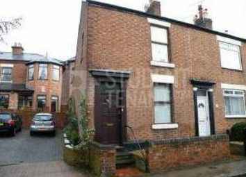 Thumbnail 5 bed shared accommodation to rent in Garden Lane, Chester