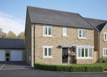 "Thumbnail 4 bed detached house for sale in ""The Pembroke"" at Ripon Road, Killinghall, Harrogate"