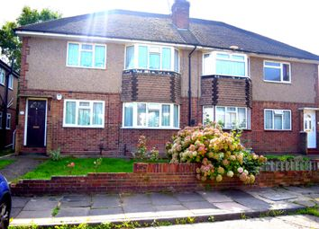 Thumbnail 2 bed maisonette to rent in Fulham Close, Uxbridge