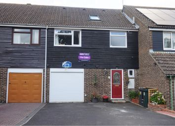 Thumbnail 4 bed terraced house for sale in Belmore Park, Ashford