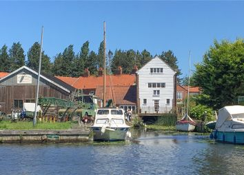 Thumbnail 4 bed detached house for sale in The Old Granary, Stalham Staithe, Norfolk