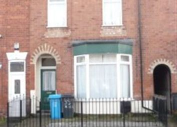 Thumbnail 1 bed property to rent in De Grey Street, Hull