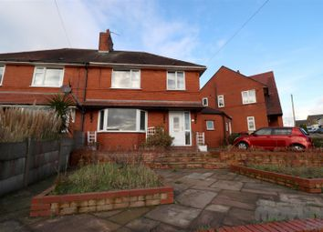 Thumbnail 3 bed semi-detached house for sale in Vicarage Road, Blackrod, Bolton