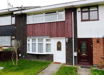 Thumbnail 3 bed terraced house for sale in Markhams Chase, Basildon