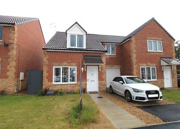 Thumbnail 3 bed semi-detached house for sale in Malvins Road, Blyth