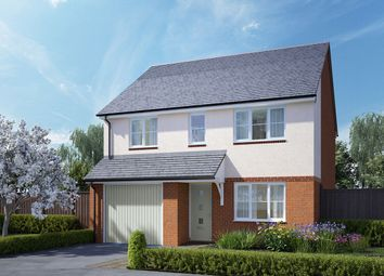 """Thumbnail 4 bed detached house for sale in """"Chestnut"""" at Rhuddlan Court, Caerphilly"""