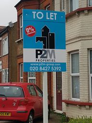 Thumbnail 1 bed flat to rent in Locket Road, Wealdstone, Harrow