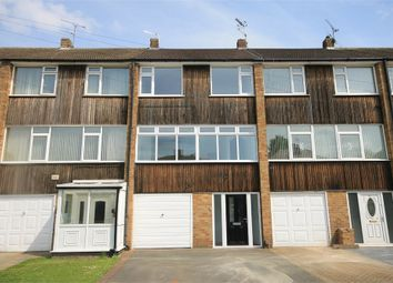 Thumbnail 3 bed town house for sale in Big Barn Lane, Mansfield, Nottinghamshire