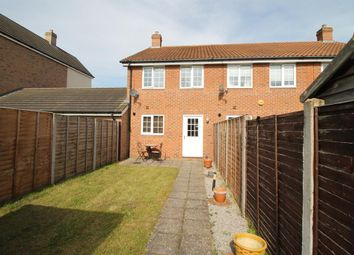 Thumbnail 2 bed end terrace house for sale in Whistlefish Court, Norwich
