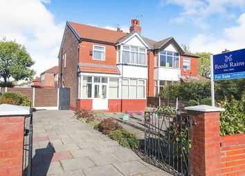 Thumbnail 3 bedroom semi-detached house for sale in Marple Road, Stockport