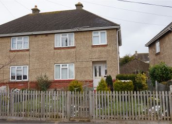 Thumbnail 3 bed semi-detached house for sale in Vectis Road, East Cowes