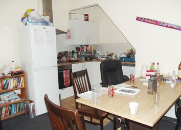 Thumbnail 4 bed flat to rent in Wilmslow Road, Withington