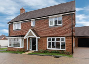 Thumbnail 4 bed detached house for sale in Swallow Place, Epsom