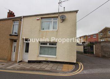 Thumbnail 2 bed end terrace house for sale in Moriah Street, Rhymney, Tredegar, Blaenau Gwent.