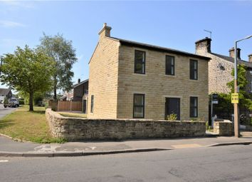 Thumbnail 4 bed detached house for sale in Hadfield Road, Hadfield, Glossop