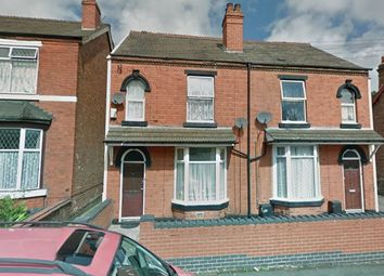Thumbnail 1 bed flat to rent in Willenhall Road, Bilston, Wolverhampton, West Midlands