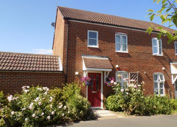 Thumbnail 3 bed semi-detached house for sale in Dowlais Close, Swindon