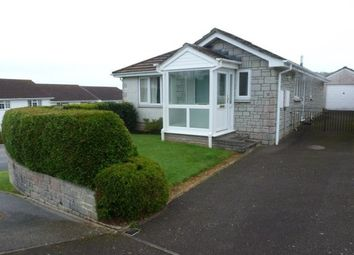 Thumbnail 2 bed bungalow to rent in Kent Avenue, Carlyon Bay, St. Austell