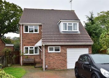 Thumbnail 4 bed detached house for sale in Wyvill Close, Rainham, Gillingham, Kent