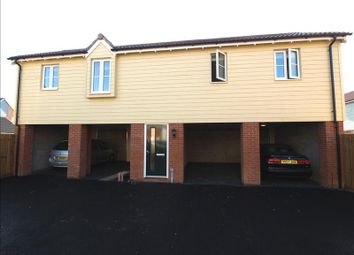 Thumbnail 2 bed flat to rent in Maze Avenue, Queens Hill, Norwich