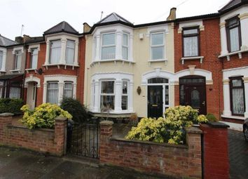 Thumbnail 3 bed terraced house to rent in Holmwood Road, Ilford