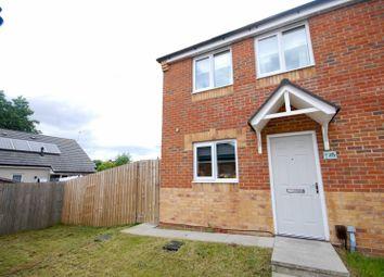 Thumbnail 3 bed terraced house for sale in Montrose Crescent, Hebburn
