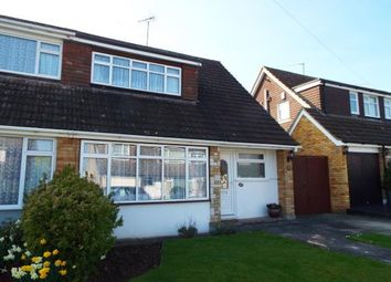 Thumbnail 3 bed semi-detached house for sale in Graham Close, Billericay