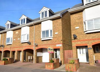 Thumbnail 3 bed end terrace house for sale in St. Lukes Avenue, Ramsgate, Kent