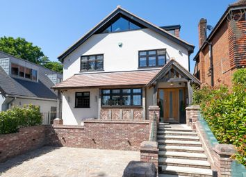 Thumbnail 6 bed detached house for sale in Goldings Rise, Loughton