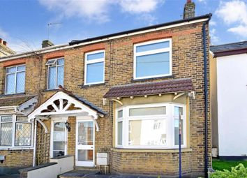 Thumbnail 3 bed semi-detached house for sale in Kent Road, Longfield, Kent