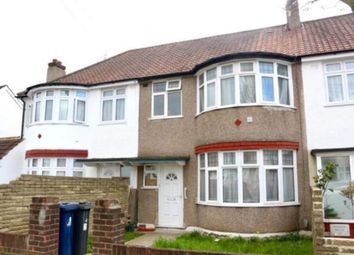 Thumbnail 3 bed terraced house to rent in Sudbury Heights Avenue, Sudbury, Wembley