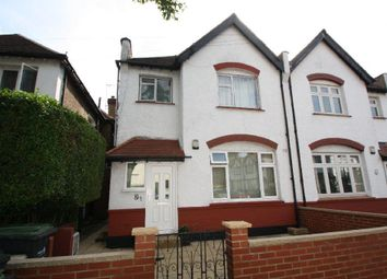 Thumbnail 2 bed flat for sale in River Avenue, Palmers Green, London