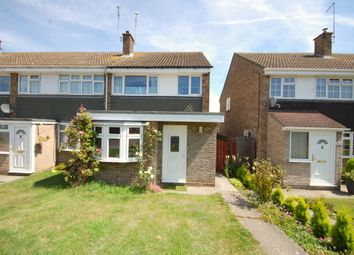 Thumbnail 3 bed end terrace house for sale in Firecrest Road, Tile Kiln, Chelmsford