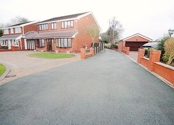Thumbnail 4 bed detached house to rent in Higher Lane, Lymm