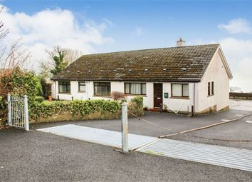 Thumbnail 3 bed detached bungalow for sale in Largy Road, Carnlough, Ballymena, County Antrim