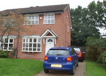 Thumbnail 3 bedroom semi-detached house to rent in New Meadow Close, Birmingham