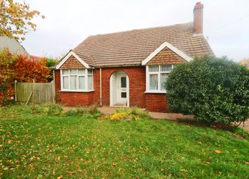 Thumbnail 5 bed detached bungalow for sale in West Street, West Butterwick, Scunthorpe