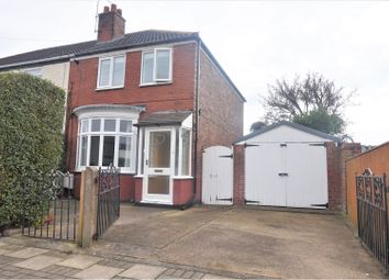Thumbnail 2 bed semi-detached house for sale in Hamont Road, Grimsby